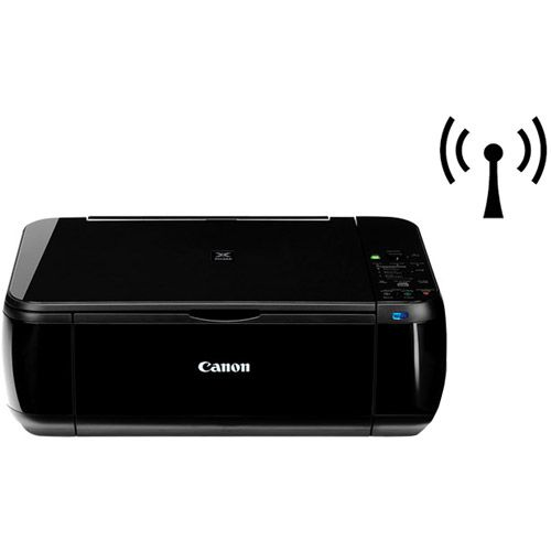 Canon PIXMA MP495 Wireless All-in-One Printer with Full HD