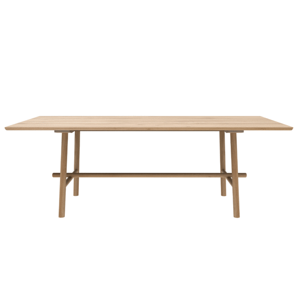 Profile Dining Table Rectangular Dining Table Modern Dining