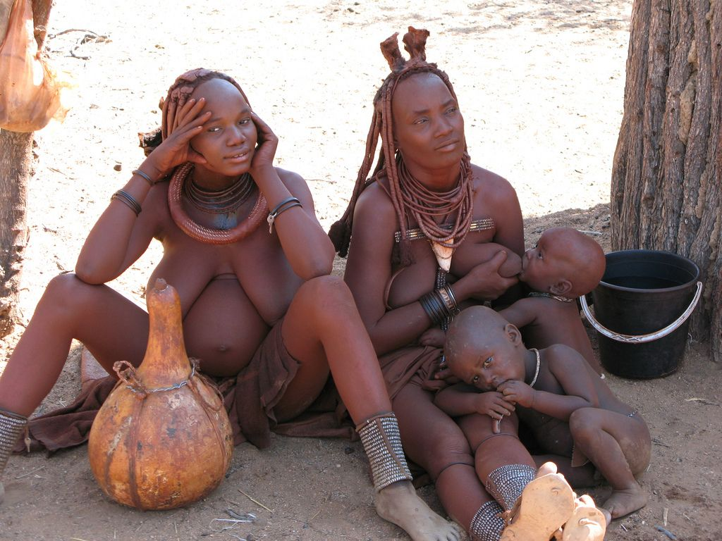Free Girl Naked African Women