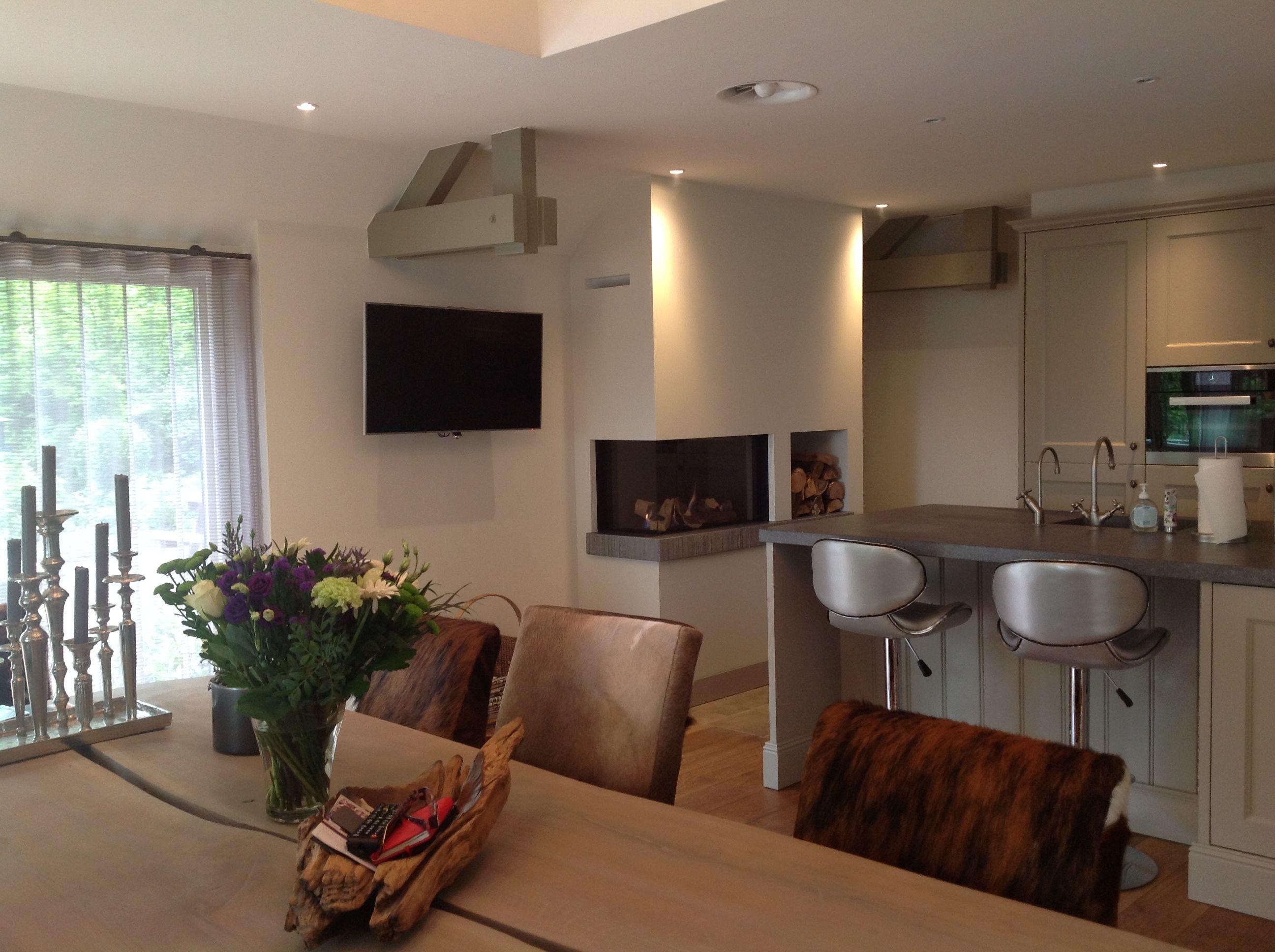Keuken Interieur Scandinavisch : Gashaard hoek haard keuken interieur werk inspiratie keuken