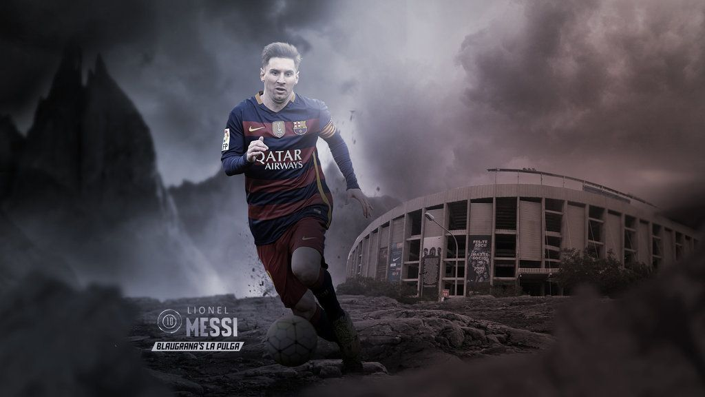 Wallpapers Lionel Messi Wallpaper 1920x1080 2016 59