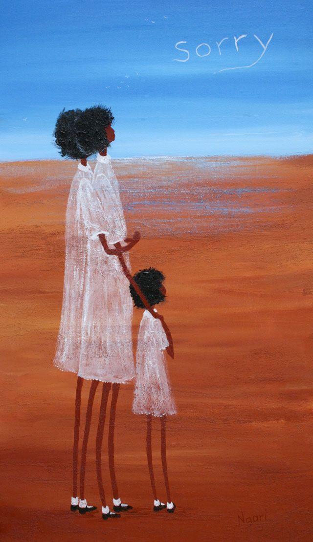 Nyree Reynolds Contemporary Australian Aboriginal Artist