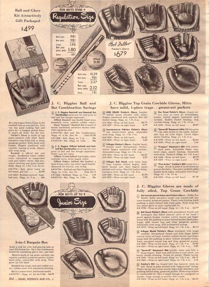 Toys In The 1950s Toys Games Dolls Everything Else 1950s Toys Toys Christmas Catalogs