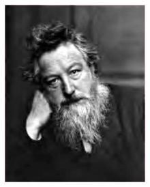 """""""If you want a golden rule that will fit everybody, this is it: Have nothing in your houses that you do not know to be useful, or believe to be beautiful.""""   -- William Morris, """"The Beauty of Life"""""""
