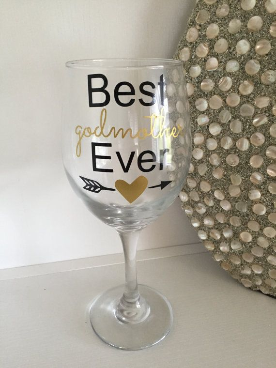 Best Godmother Ever Gift,Best Godmother Cup Gift,Baptism Gift,Christening Gift To Godmother,Godmother Gift,Fairy Godmother Gift