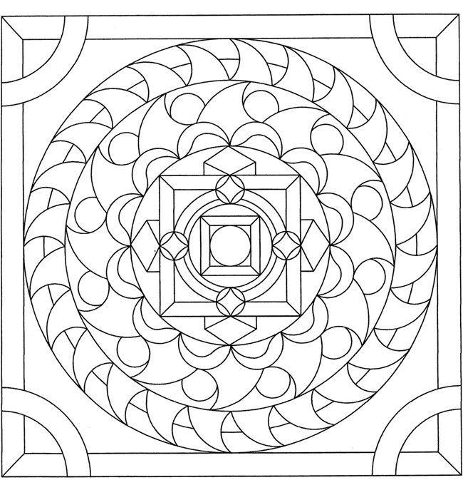 New Mandala Coloring Pages News Bubblews Mandala Coloring