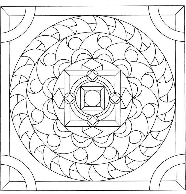 New Mandala Coloring Pages News Bubblews Mandala Coloring