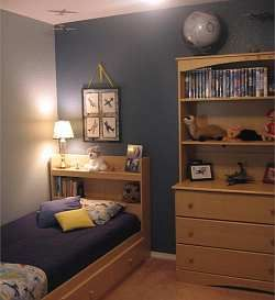 boys bedroom colors. boy bedroom love the blue and grey wall color Boys Room Themes  Decorating Ideas RafterTales Home