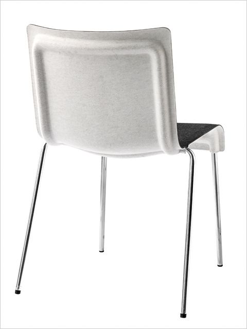GUBI 2 mødestol, conference chair, seating, dining chair