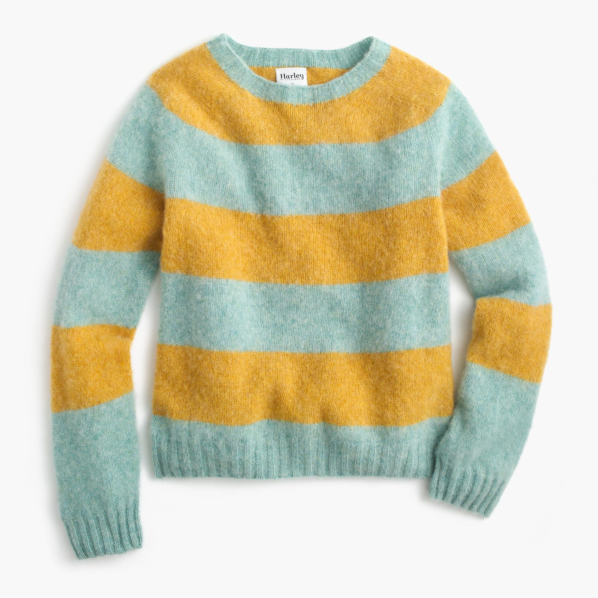 Shop the Harley Of Scotland For J.Crew Striped Sweater at JCrew ...