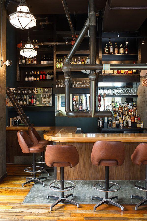 great bar horrible chairs | work is fun now | Pinterest | Bar, Pub ...