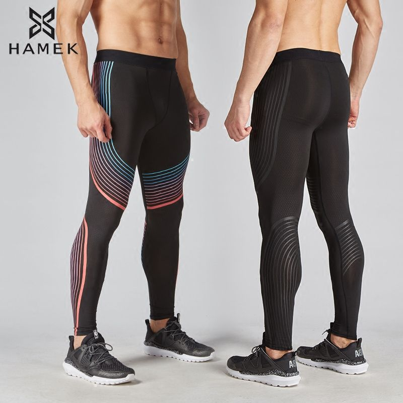Men Compression Trouser Legging Running Pant Tights Sport Gym Soccer Basketball Tennis Fitness Cycling Football Pants Mens Pants Casual Mens Tights Mens Pants