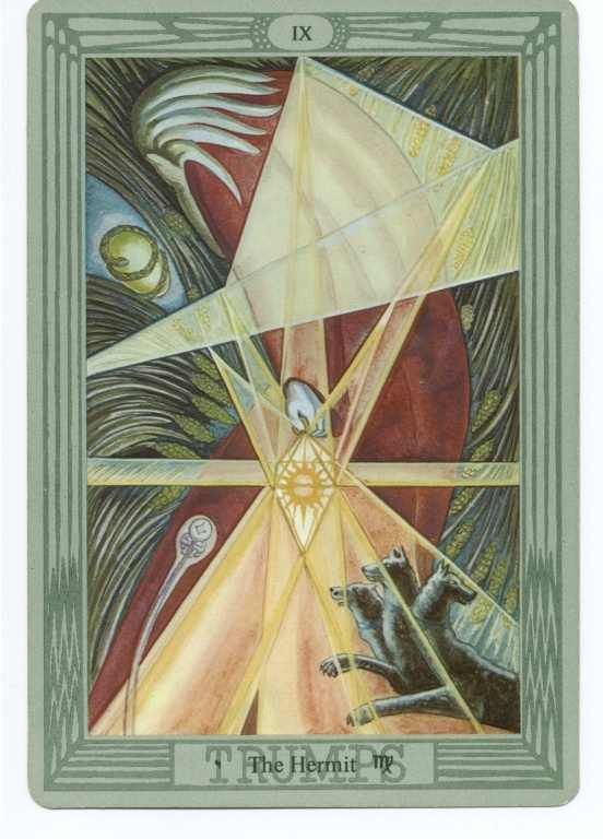 The Crowley Tarot Deck