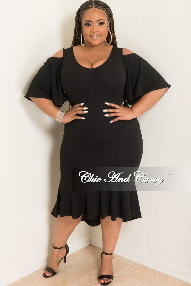 Affordable ray bottom ruffle dress bodycon with x city canada