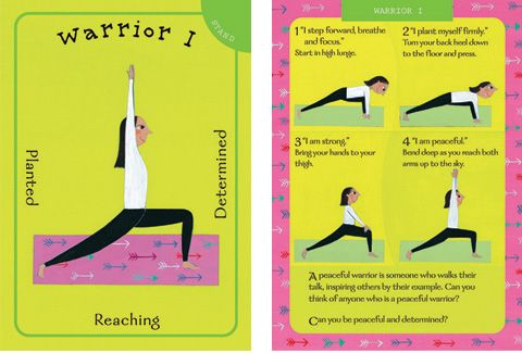 yoga pose cards  google search  yoga for kids breath in