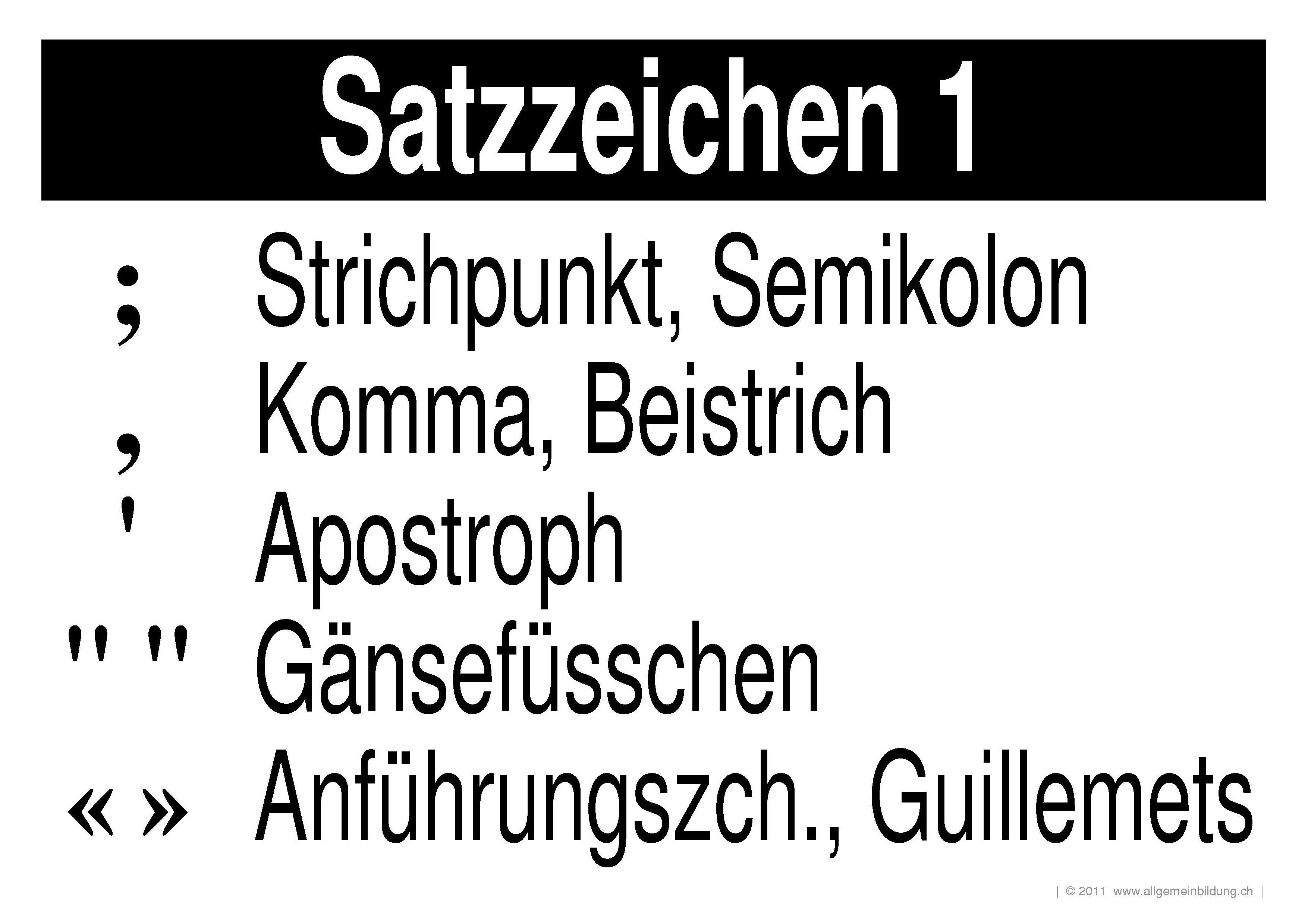 7 ways to a german language toyota 22r vacuum diagram satzzeichen 1 alemán pinterest learn