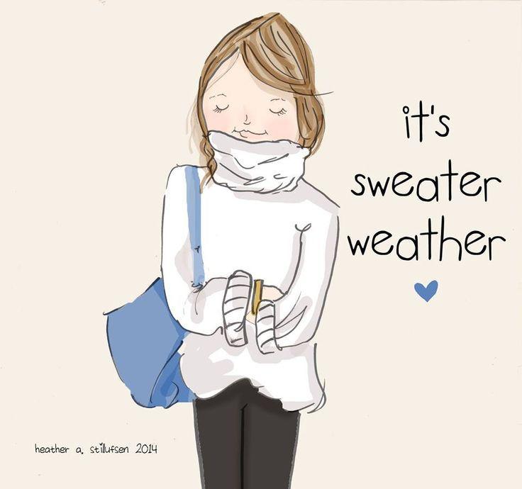 Heather Stillufsen Rose Hill Designs   Itu0027s Sweater Weather