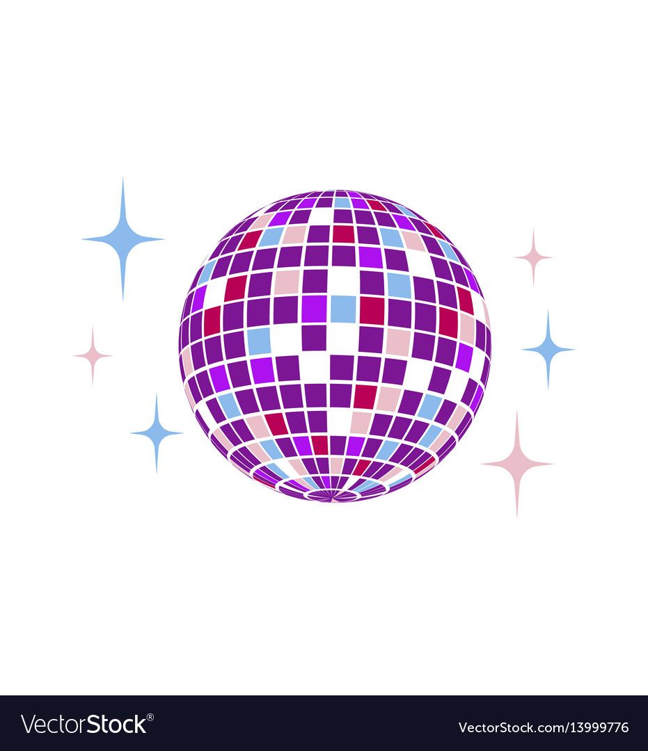 Disco Ball Vector Icon Disco Ball Vector Icon Download A Free Preview Or High Quality Adobe Illustrator Ai Eps Pdf And High Resol Disco Ball Disco Funny Art