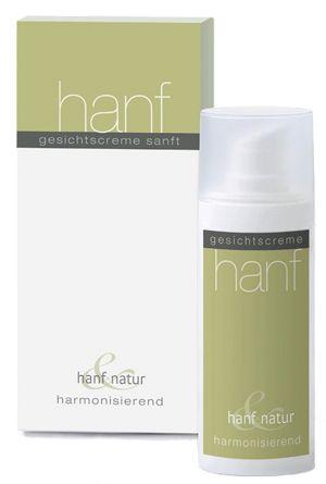 Buy Hanf Gesichtscreme -harmonisierend-. Hemp-wholesale :: hanf & natur