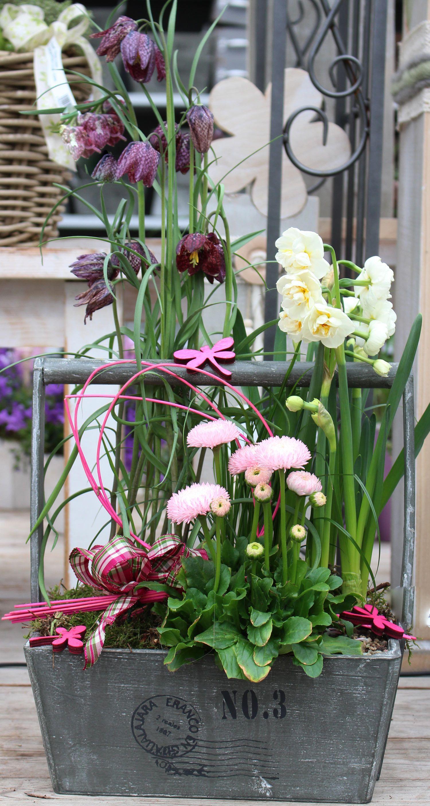 Traumhaft Schön Frühlings Dekoration