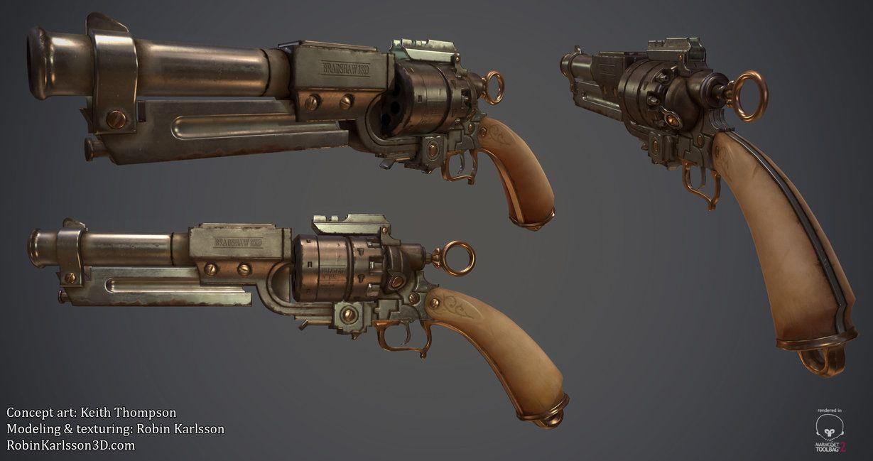 firestorm antique revolver by nosslak on deviantart