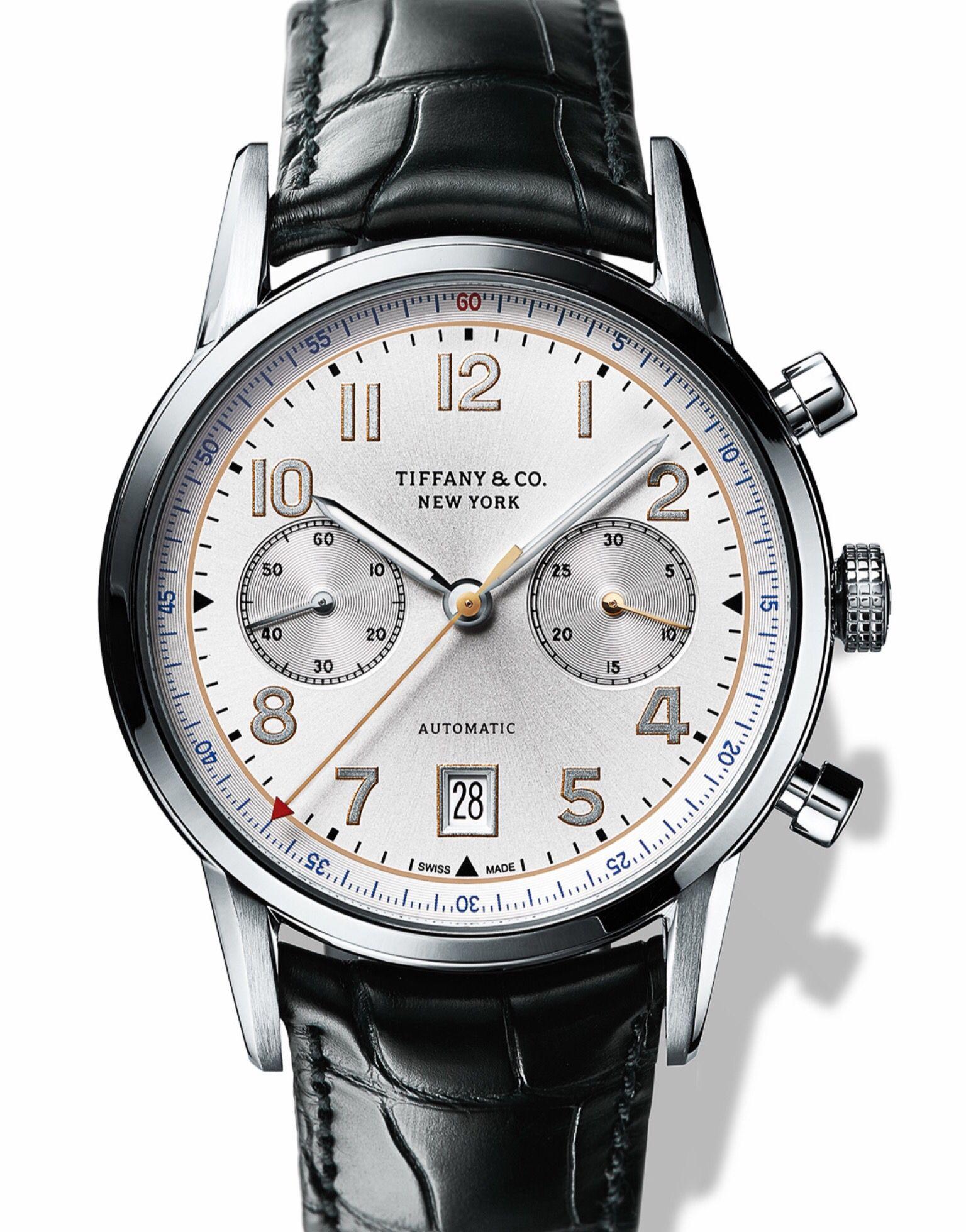 Tiffany & Co. CT60 Reloj, Relojes de lujo, Relog