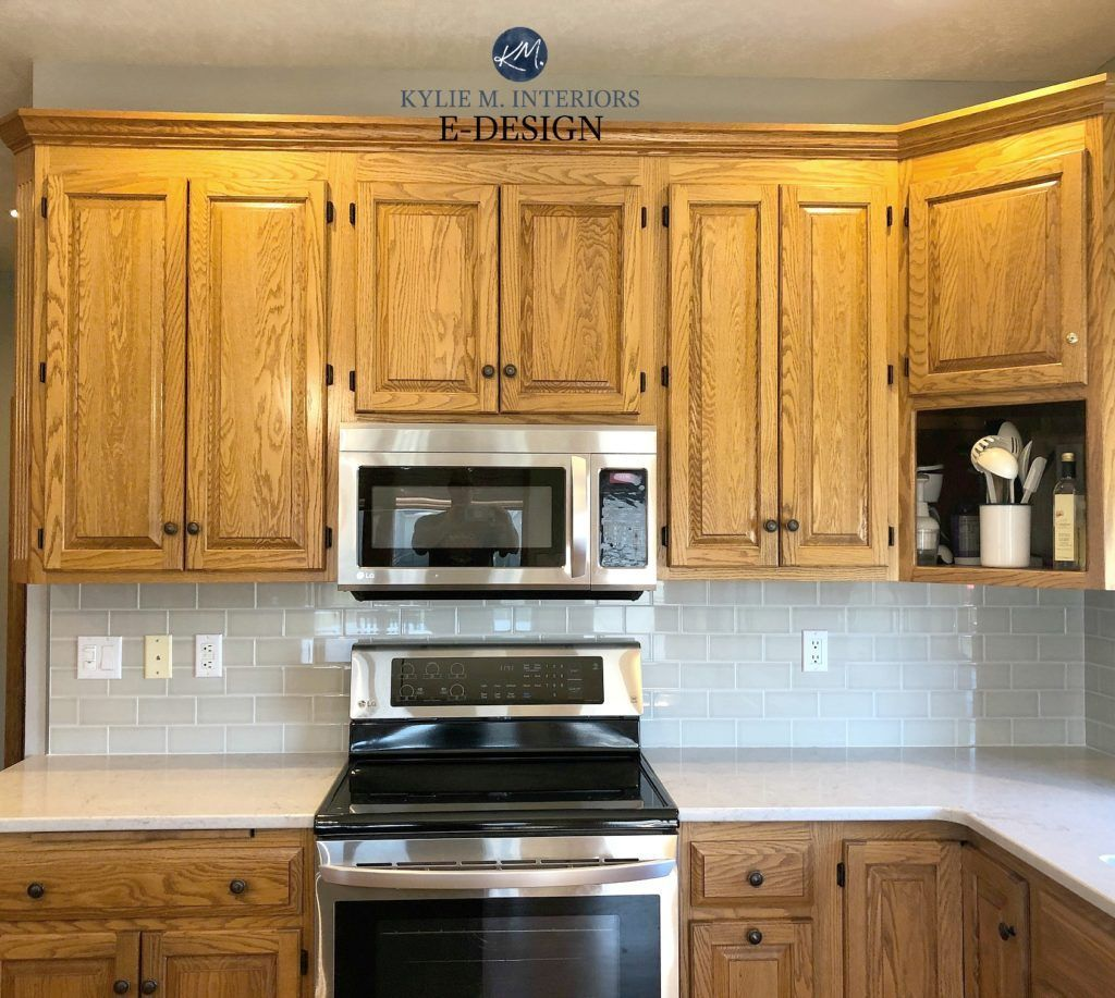 5 Ideas Update Oak Or Wood Cabinets Without A Drop Of Paint Cabinets Drop Ideas Oak Pai In 2020 Update Kitchen Cabinets Oak Kitchen Cabinets Wood Kitchen Cabinets