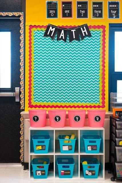 Classroom Decor And Organization ~ Amazing classroom organization and decor pretty