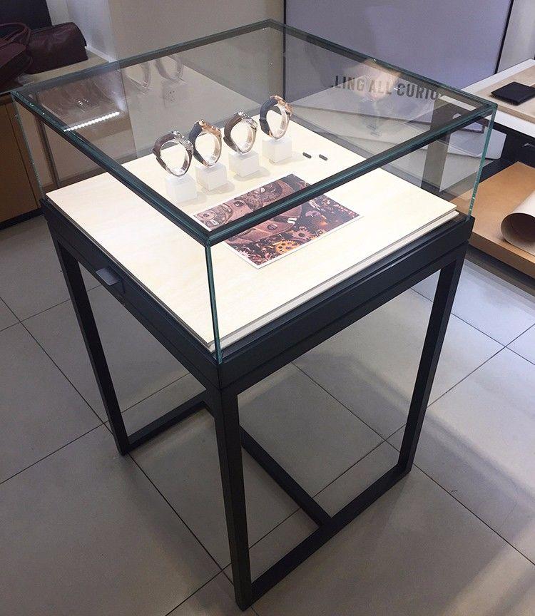 Odm Oem Gl Wood Metal Large Watch Display Cabinet View Penbo