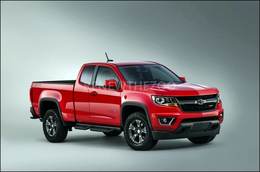 2020 Chevrolet Colorado Concept And Performance In 2020 Chevrolet Colorado Chevy Colorado Chevrolet Colorado Z71