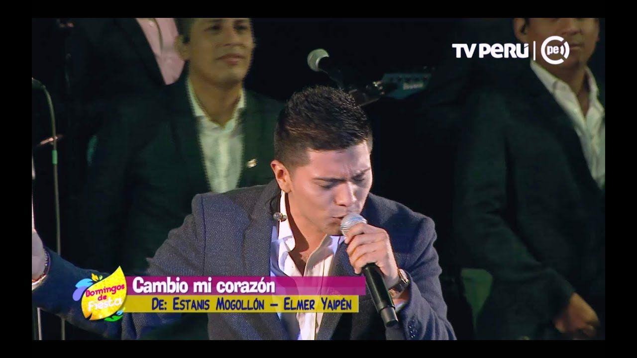 Grupo 5 Cambio Mi Corazon Pa Fuera La Valentina En Vivo