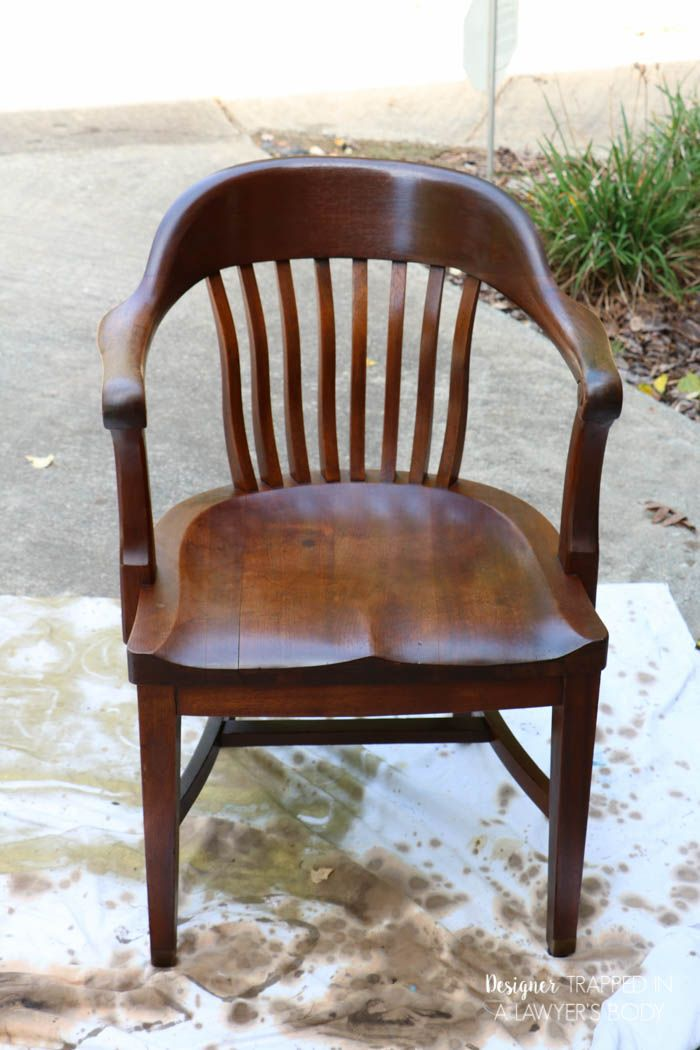 How To Refinish Wood Chairs The Easy Way Furniture