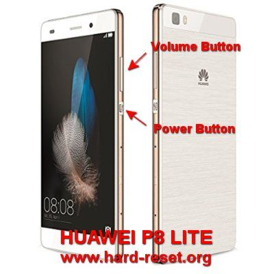 Hard Reset Huawei P8lite With Master Format This Phone Have 16 Gb Internal Memory And Have Options To Choose Singel Or Dual Simcard Slot Fi Huawei Hard Reset