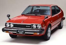"""Résultat de recherche d'images pour """"1980 honda cars"""""""