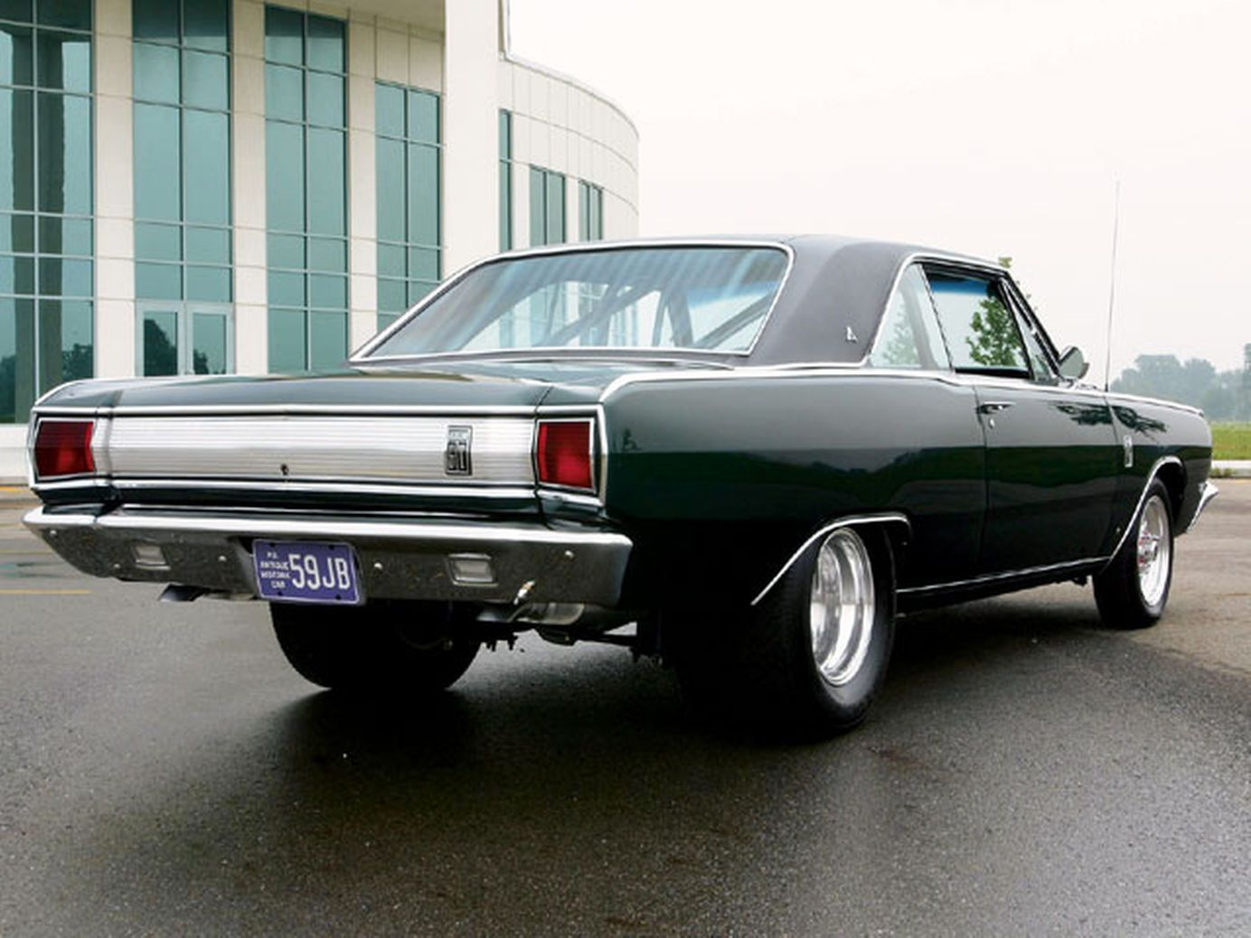 Take A Look At This 833 Four Sd Manual Transmission 1967 Dodge Dart Gt From Mopar Muscle Magazine