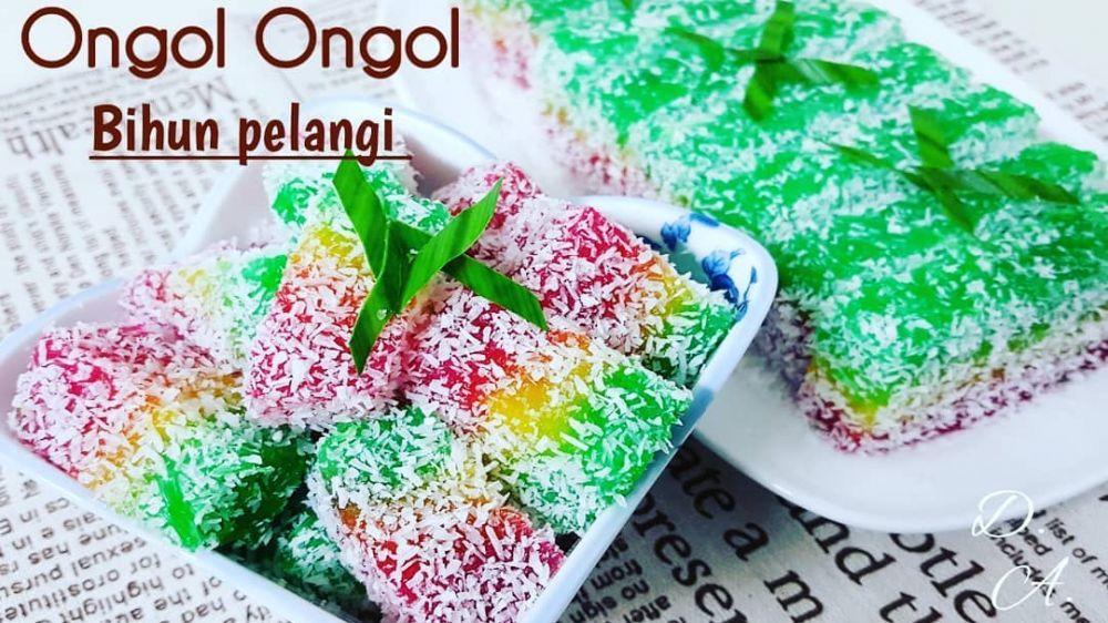 Resep Ongol Ongol C 2020 Berbagai Sumber Di 2020 Resep Makanan Ringan Manis Seni Makanan