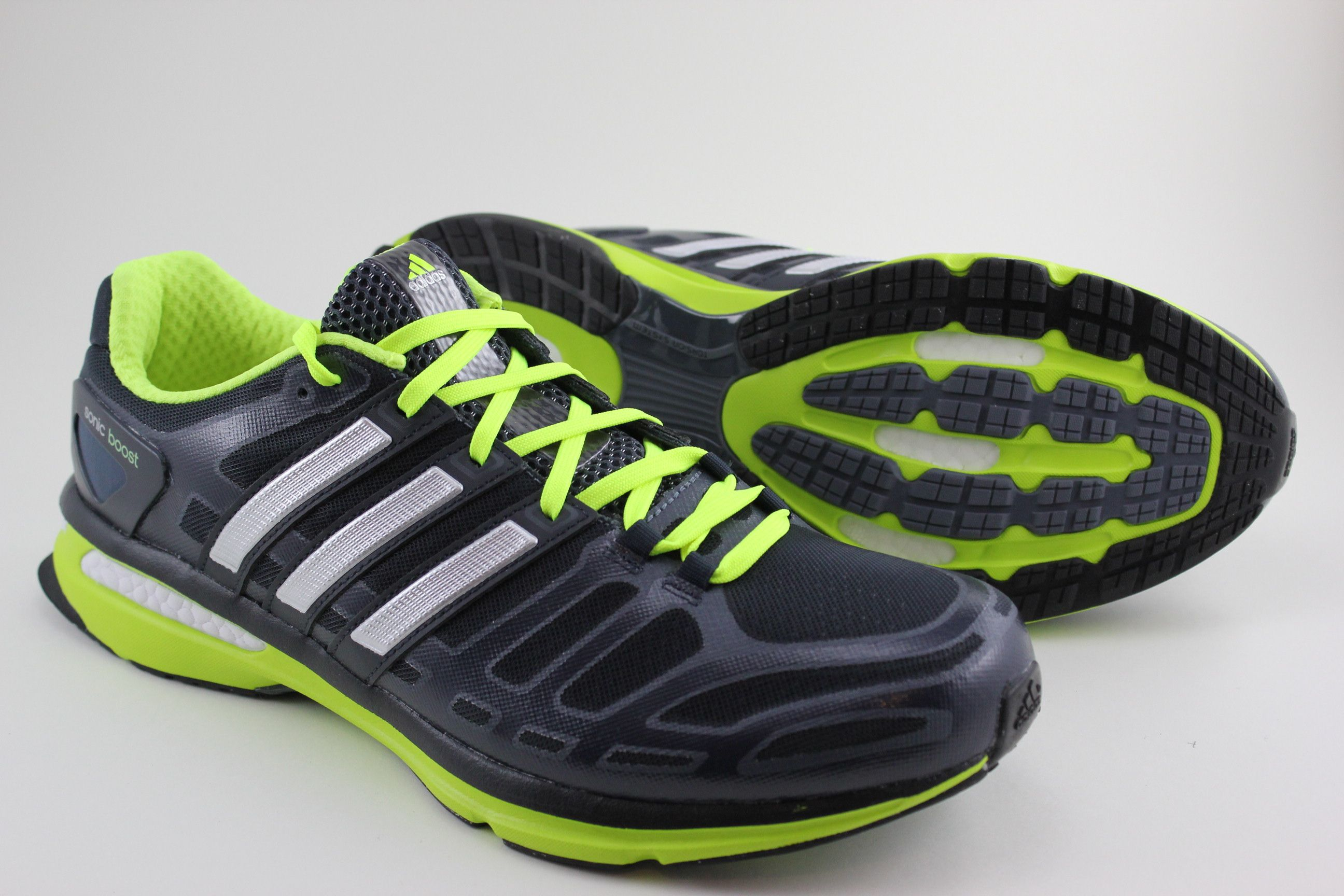 adidas sonic boost : My running shoes (2014 ) | Adidas sonic