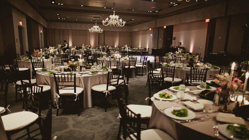 W Hotel Austin Ballroom Wedding