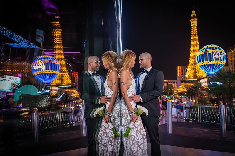 Casal em Las Vegas  #casamentoemvegas