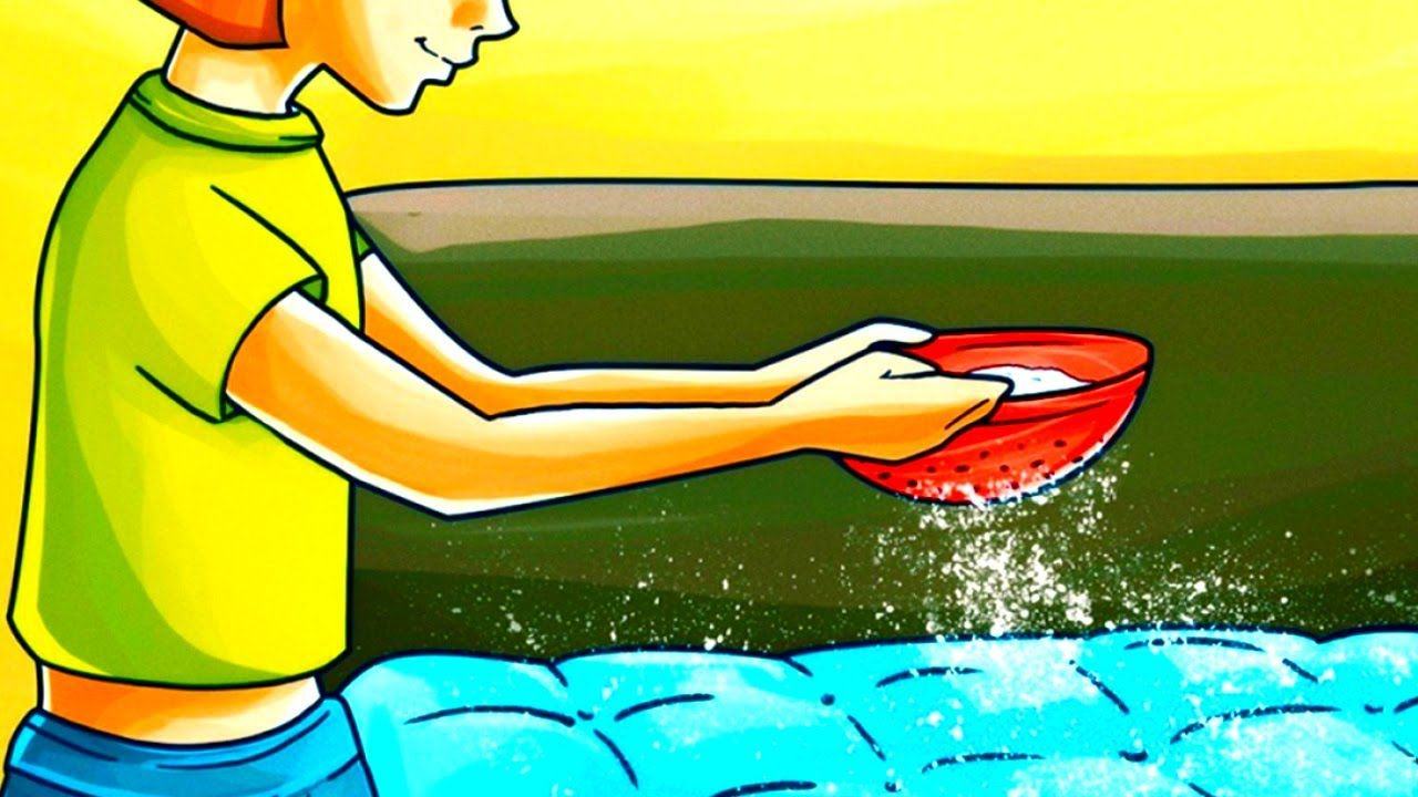 Pour Baking Soda on Your Bed, and See What Happens