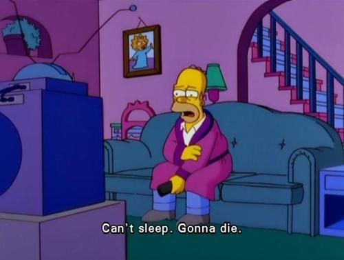 Waking up with low blood sugar and trying to keep yourself awake to - how to keep yourself awake
