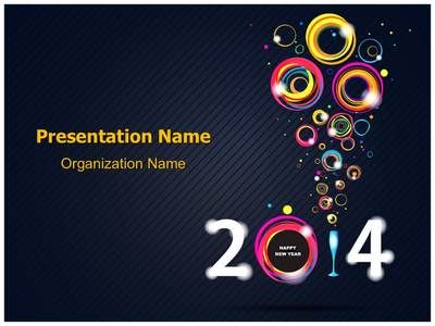 Check Out Our Professionally Designed New Year Abstract Ppt