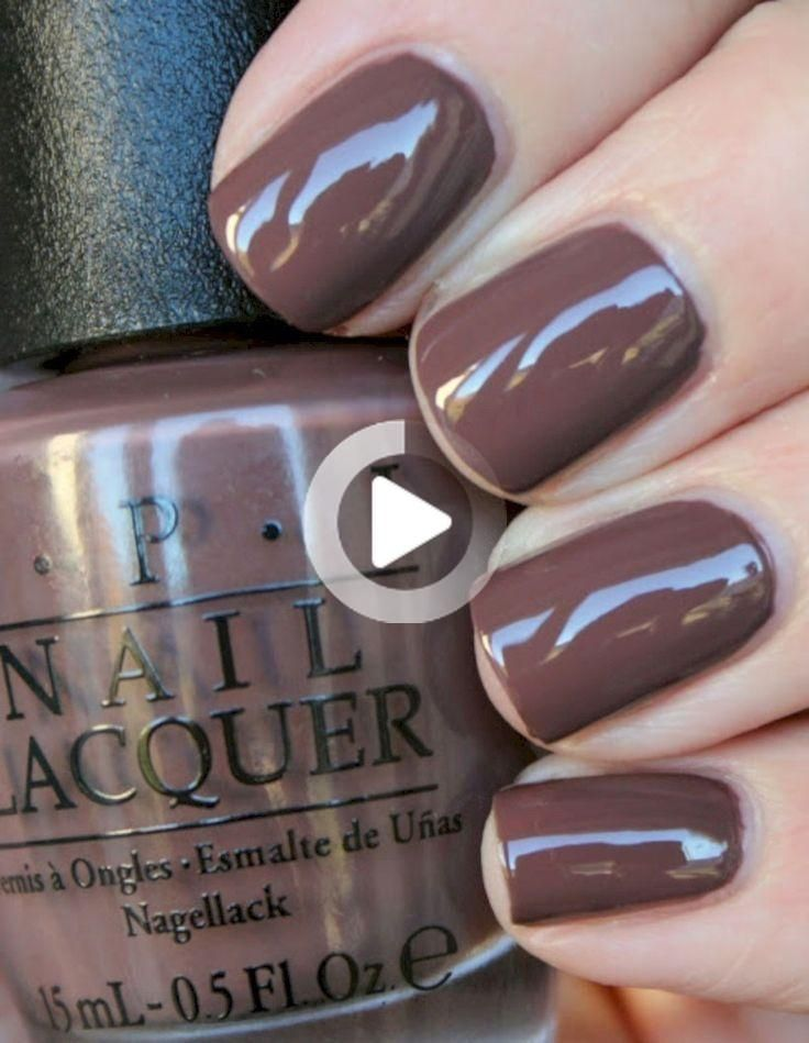 36 Neutral Colors Nail Polish that Pair with every outfit free pattern and Tutorials #colors #neutral