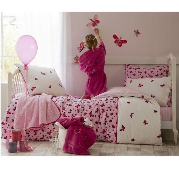 Bettwäsche Envolée De Papillons - ein muss für ein schönes