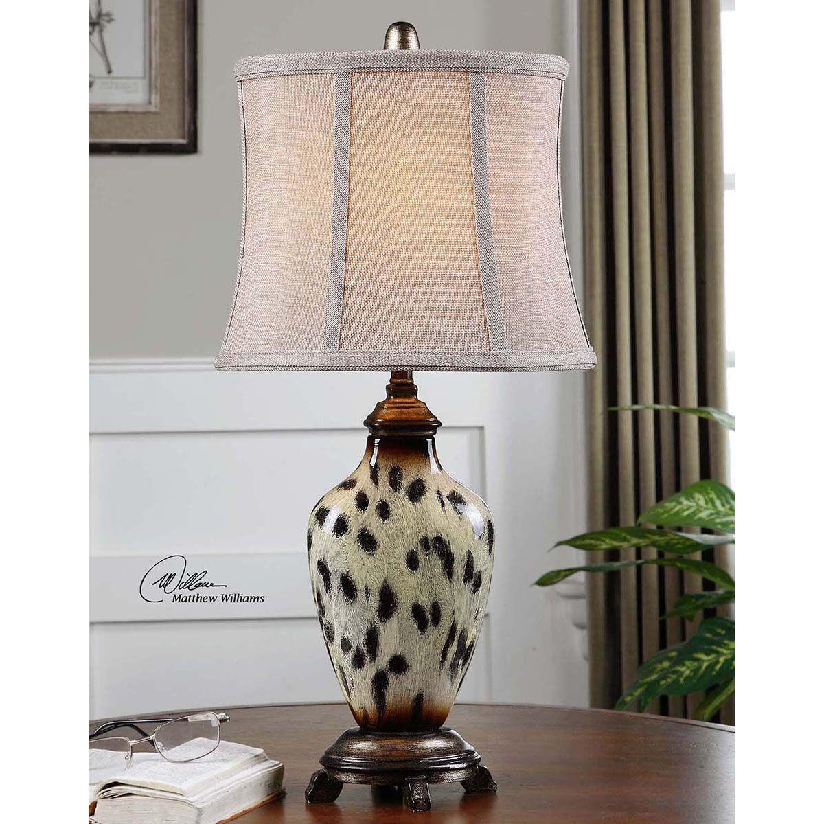 Uttermost malawi cheetah print table lamp 29931 1 uttermost uttermost malawi cheetah print table lamp 29931 1 geotapseo Choice Image