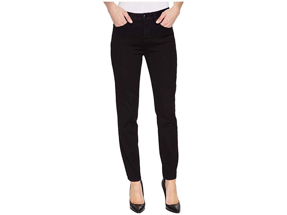 Tribal FivePocket Ankle Jegging 28 Dream Jeans in Black Black Womens Jeans Enjoy easy comfort and style when you adorn these stunning TRIBAL jeans Highrise jean boasts a...
