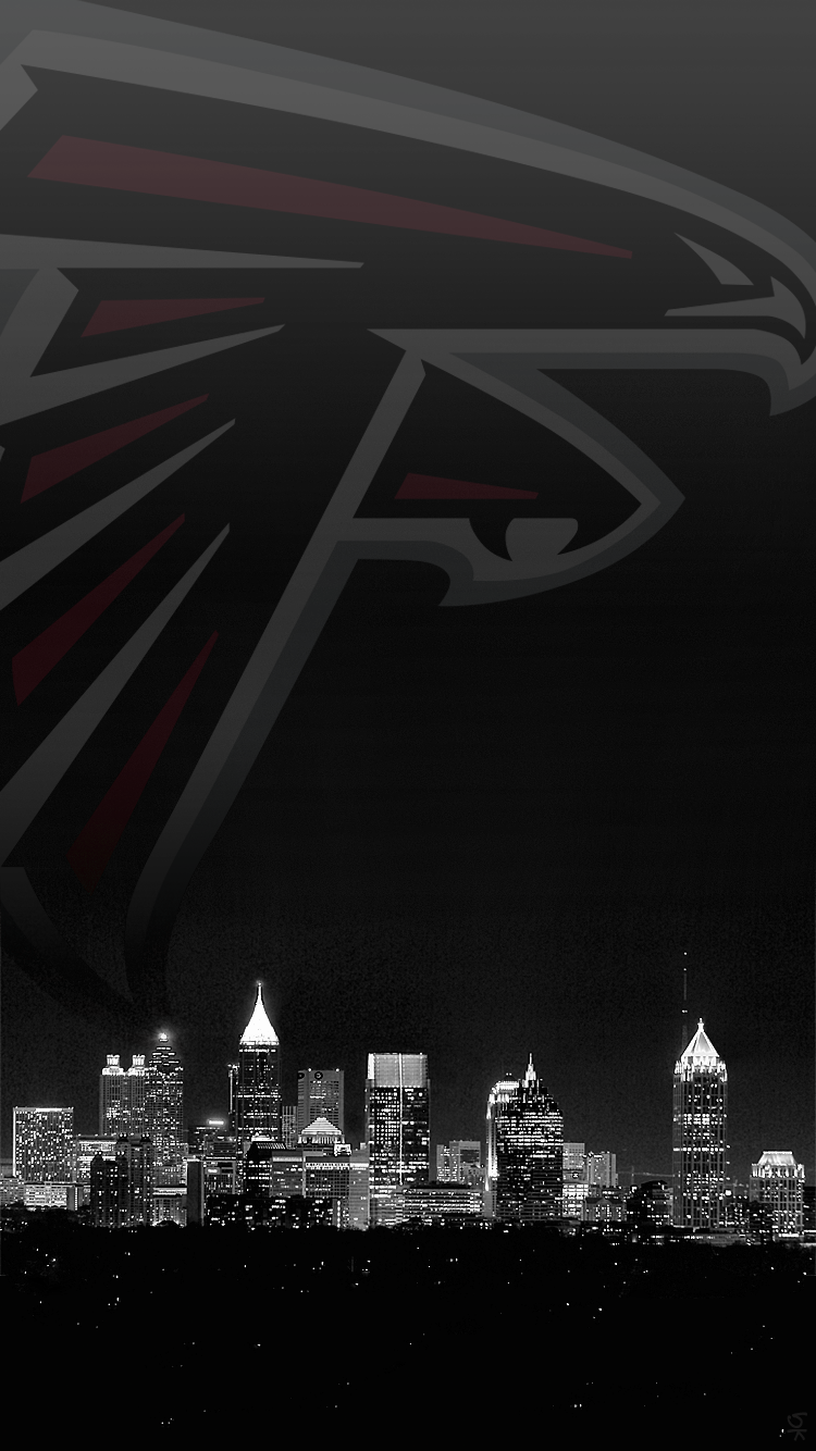 Pin By Kelly Allen On Atlanta Falcons Atlanta Falcons Wallpaper Atlanta Braves Wallpaper Atlanta Braves Iphone Wallpaper
