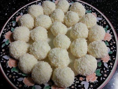 طريقة عمل كرات جوز الهند Food Sugar Scrub Beauty