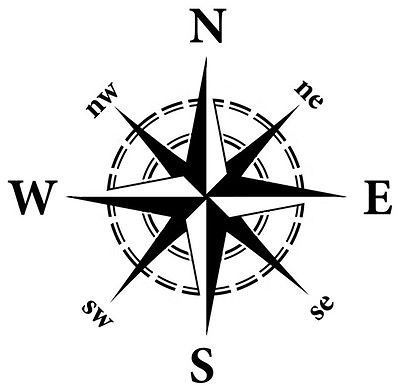 """3 ocean scene stencil pack. 10 mil mylar reusable stencil, for use over and over. Dimensions Nautical Compass 15"""" x15"""", Ship with water """"4 1/2"""" x 7/1/2"""" and Anchor is 5"""" x 5"""". Endless arrangements can be made with this 3 pack. Use any color scheme you would like, perfect for walls, crafts and all kinds of projects. GoStencil is the place for all your stencil needs, we can change sizes on the fly, make new designs just let us know your needs."""