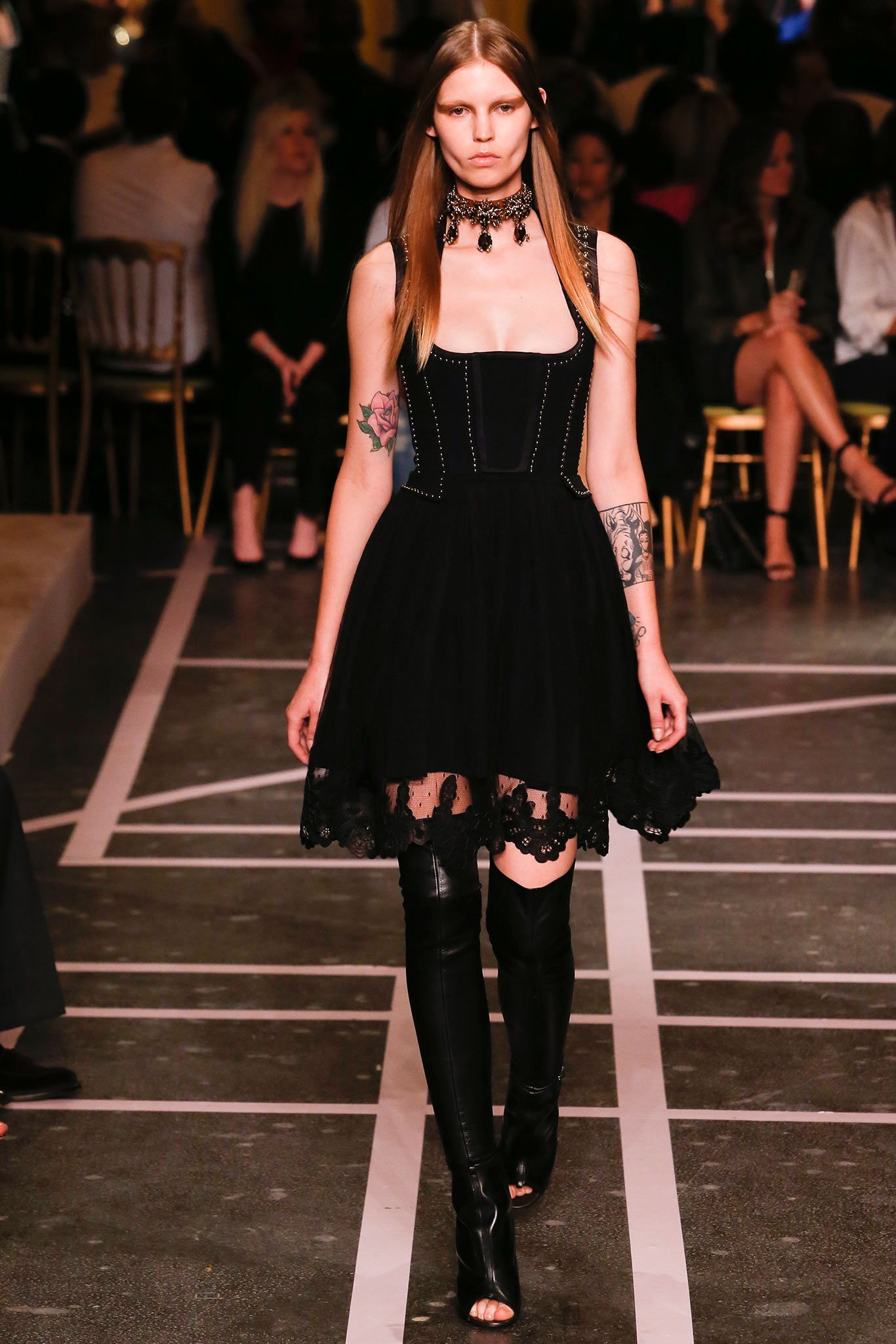 Givenchy spring readytowear collection gallery style